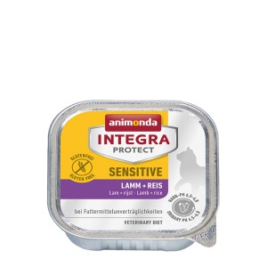 ANIMONDA INTEGRA Protect Sensitive szalki jagnięcina z ryżem 100 g