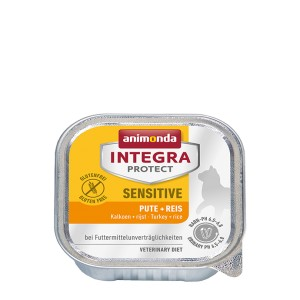 ANIMONDA INTEGRA Protect Sensitive szalki indyk z ryżem 100 g