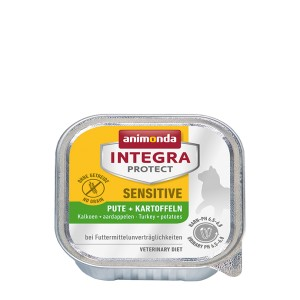 ANIMONDA INTEGRA Protect Sensitive szalki indyk z ziemniakiem 100 g