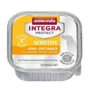ANIMONDA INTEGRA Protect Sensitive szalki kurczak i pasternak 150 g