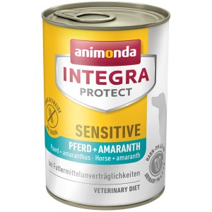 ANIMONDA INTEGRA Protect Sensitive puszki konina i amarantus 400 g