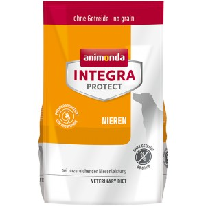 ANIMONDA INTEGRA Protect Nieren worki suche 4 kg
